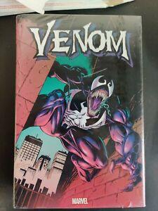 VENOMNIBUS HC VOL 01 1 NEW BAGLEY COVER NEW PRINTING  Venom Omnibus Movie