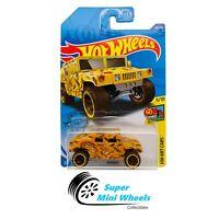 Hot Wheels Humvee (Yellow) HW ART Cars 5/10 2020 J Case #161