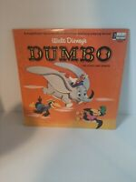 Walt Disney's The Story And Songs From Dumbo 1965 Vinyl LP Record
