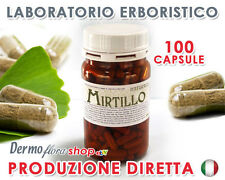 Mirtillo 100 capsule da 500mg
