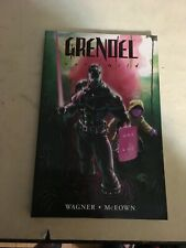 Grendel war child graphic novel