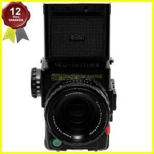 Rollei Rolleiflex 6001 Professional con Zeiss Planar 80mm f2,8 magazzino charger