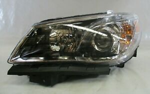 CHEVROLET SS HEADLAMP ASSEMBLY HID LHS 2014 - 2017 GENUINE # 92275161 92285810