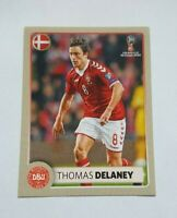 Panini WM 2018 M6 Thomas Delaney Dänemark Denmark McDonalds World Cup 18