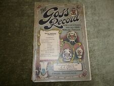 Antique Goss Record Crested China Heraldic Porcelain Catalogue Jarvis Enfield 06