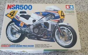 Tamiya Wayne gardner rothmans Honda Nsr500 kit 14055