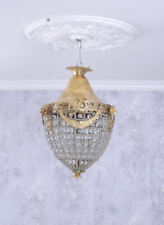 Chandelier Antique Ceiling Light Crystal Lamp Chandelier Hanging Lamp Light