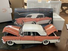 Danbury Mint Limited Ed 1956 Buick Roadmaster Convertible 1:24 Diecast in Box