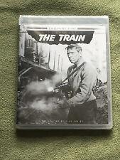 Free*Postage New The Train Blu Ray Twilight Time Encore Edition Burt Lancaster