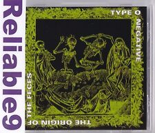 Type O Negative - The origin of the feces CD Picture disc - 1994 Roadrunner USA