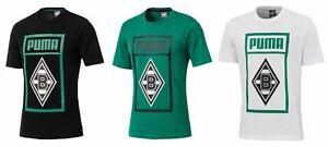 Puma BMG Borussia Mönchengladbach Shoe Tag Tee Shirt T-Shirt 754164