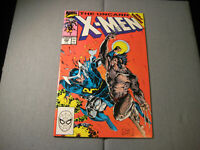 The Uncanny X-MEN #258 (1990, Marvel)