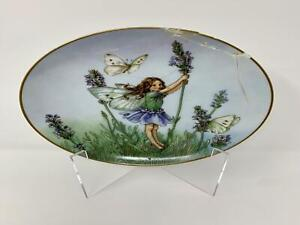 Set Of Six Villeroy & Boch Heinrich Limited Edition Plates, Cecily Mary Barker