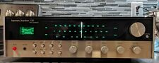 Harmon-Kardon Model 730 Stereo Receiver Recapped and in Great Condition
