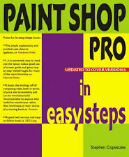 Very Good, PAINT SHOP PRO IN EASY STEPS, STEPHEN COPESTAKE, Book