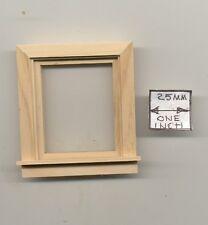 Window - Small Attic -   1/12 scale dollhouse miniature Houseworks 5040