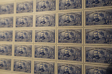 FEUILLE SHEET TIMBRE MARIE CURIE N°402 x25 1938 NEUF ** LUXE MNH COTE 724€