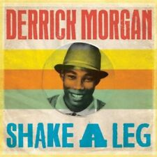 Derrick Morgan - Shake A Leg [CD]