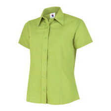 NF90 ALEXANDRA Womens Workwear NHS Hospitality Long Sleeved Formal Work Shirt