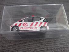 Wiking 078 06 28 Mercedes Benz A 160  AvD Pannenhilfe Rot - Weiß 1:87 mit OVP