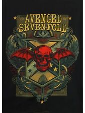 AVENGED SEVENFOLD - DEATH CREST - FABRIC POSTER - 30x40 WALL HANGING - HFL1065