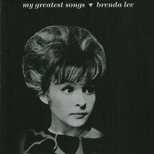 Brenda Lee: MY GREATEST SONGS  - CD