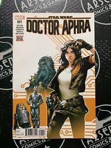 Doctor Aphra #1 2017 Marvel Comics Darth Vader Star Wars Disney+