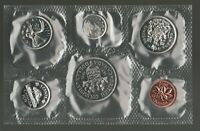 1971 Uncirculated Canada Coin Proof Like - British Columbia Set ~  Superfleas