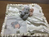 Disney Dumbo Plush Comforter Soft Toy Nursery Baby Blanket Collectable  Elephant