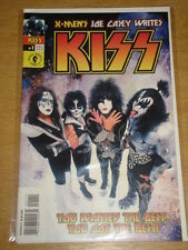 KISS #1 DARK HORSE COMICS GENE SIMMONS ROCK MUSIC