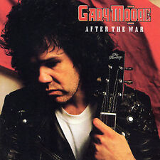 After the War by Gary Moore (CD, May-2003, Virgin)REMASTERED