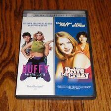 Buffy the Vampire Slayer & Drive Me Crazy (DVD, 2007, 2-Disc Set)