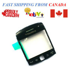 BlackBerry Curve 3G 9360 LCD Black Screen Lens+Frame Cover Replacement New