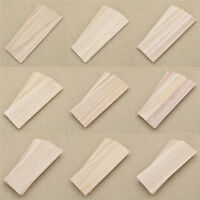 5 Pcs Wooden Plate Wood Sheets for DIY Model Toy Handmade Making Accessories