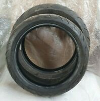 pneumatici moto Pirelli Diablo Rosso  120/70ZR17 ( 1715 )    180/60ZR17 ( 3014 )