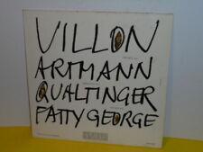 LP - HELMUT QUALTINGER - VILLON - ARTMANN - FATTY GEORGE