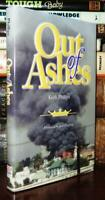 Phillips, Keith W.  OUT OF ASHES  1st Edition 3rd Printing