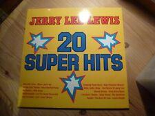 Jerry Lee Lewis - 20 super hits - Vinyl LP - 1977