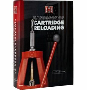 Hornady Handbook of Reloading Manual 11th Edition 99241 (Newest) *FREE SHIPPING*