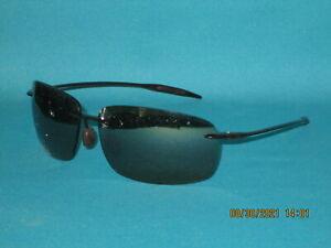 MAUI JIM MJ-422-26 BREAKWALL Rootbeer/Polarized HCL Bronze Sunglasses 63mm