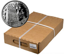 Monster Box of 100 -2017 Britain 1 oz Silver Landmark Big Ben £2 In Cap SKU47521