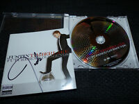 "JUSTIN TIMBERLAKE signed signiert Autogramm ""FutureSex/LoveSounds"" CD InPerson"
