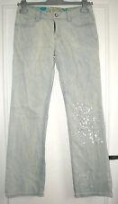 Joli jeans IKKS bleu délavé T 27 soit un 36/38 TBE