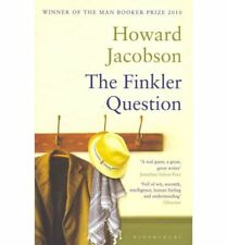 The Finkler Question, Howard Jacobson, Used; Good Book