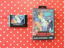 Wonder Boy in Monster World Sega Mega Drive BNIB