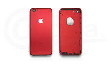 RED - Metal Chassis Rear Replacement Housing Back Cover for iPhone 7 UK