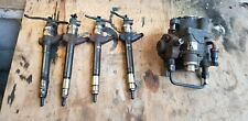Ford Transit 4x Injector Set and Fuel Injection Pump Diesel 2.2Tdci Mk7