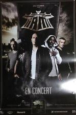 IAM - Affiche, Poster 70x100 cm - Hip Hop, Rap - Marseille - Neuve