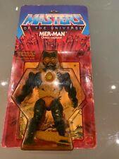 Vintage Japanese Takara Masters of the Universe Merman usa He man MOTU