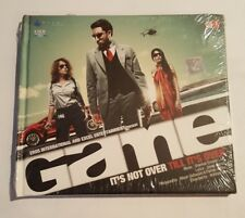 Game.  Its Not Over Till Its Over. (CD, Soundtrack, T Series, 2011)
